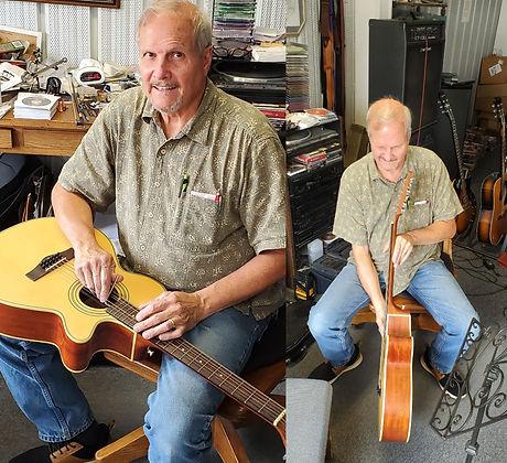 Guitar Setup Cullman Alabama