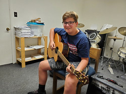 Levi_Burch_At_His_Guitar_Lesson_Today_Wi