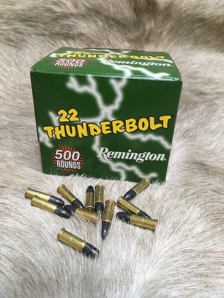 .22 Remington bulk pack 500