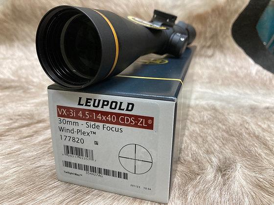 Leupold VX3i 4.5-14x40 cds