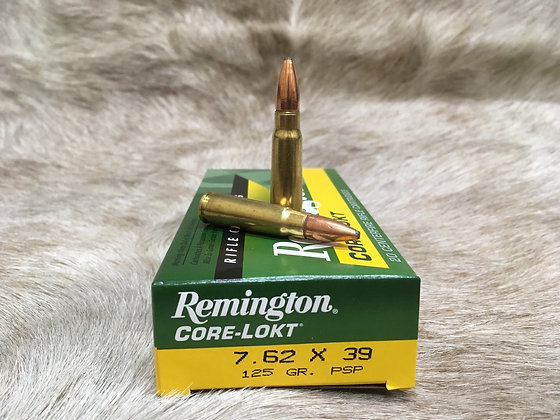 Remington  7.62x39