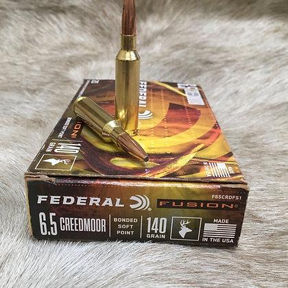 Federal 6.5creedmoor 140gr