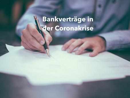 Hinweise zu bankenrechtlichen Fragestellungen in der Corona-Krise