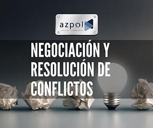 Negociación y resolución de conflictos4.