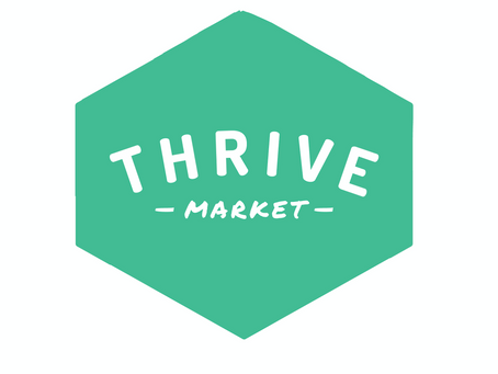 THRIVE MARKET MUST HAVES