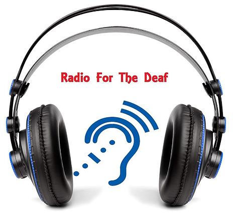 Radio For The Deaf Logo