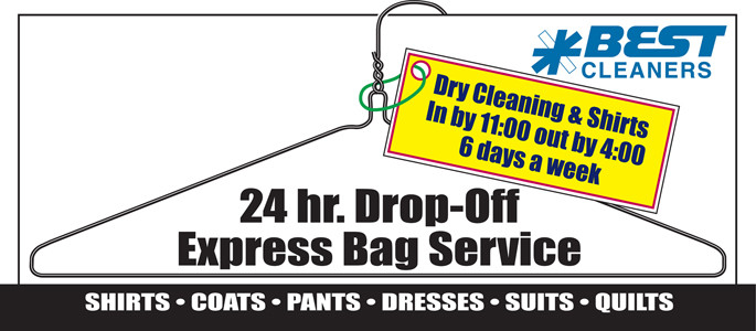 Best Cleaners, CT - Dry Cleaners