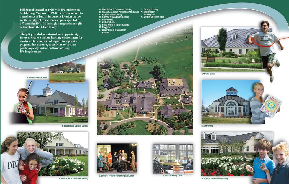 The Hill School, VA - Viewbook - Inside Spread