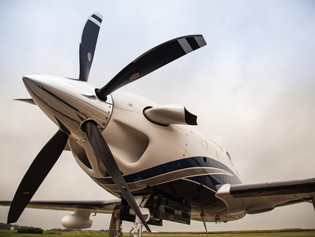 New Hartzell Prop STC for Meridian / M500