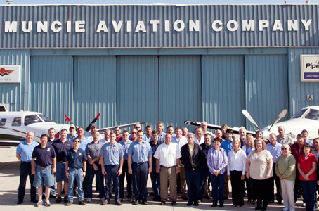 Muncie Aviation Named Indiana's ESOP Company of the Year