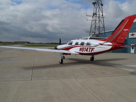 New 2012 Mirage - N814TF