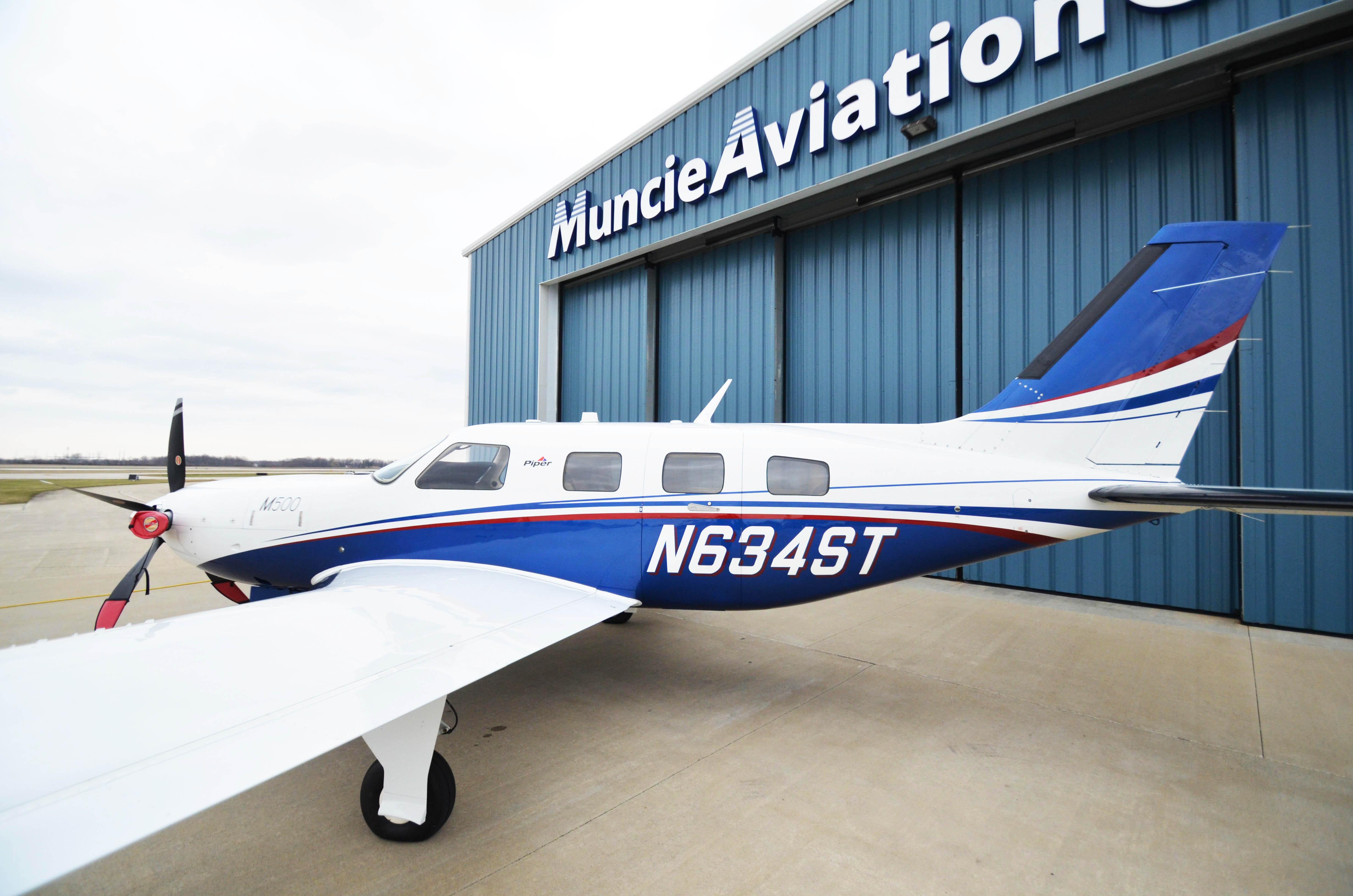 2018 Piper M500 - N634ST
