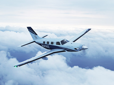 Piper Aircraft Launches M500 Product With the Latest in Garmin Avionics