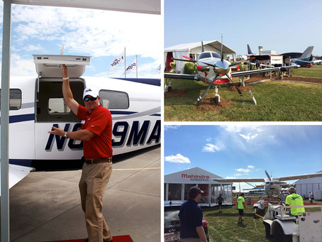 EAA Airventure - Opening Day!
