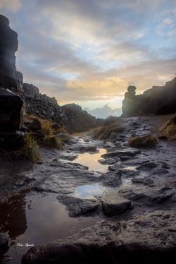 Landscape Iceland