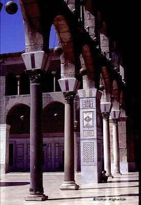 Umayyad Mosque,Syria