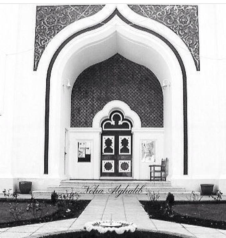 islamic mosque in London .UK