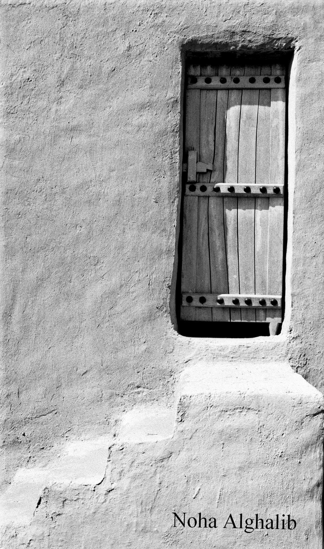 Door from AlQishlah in Hail