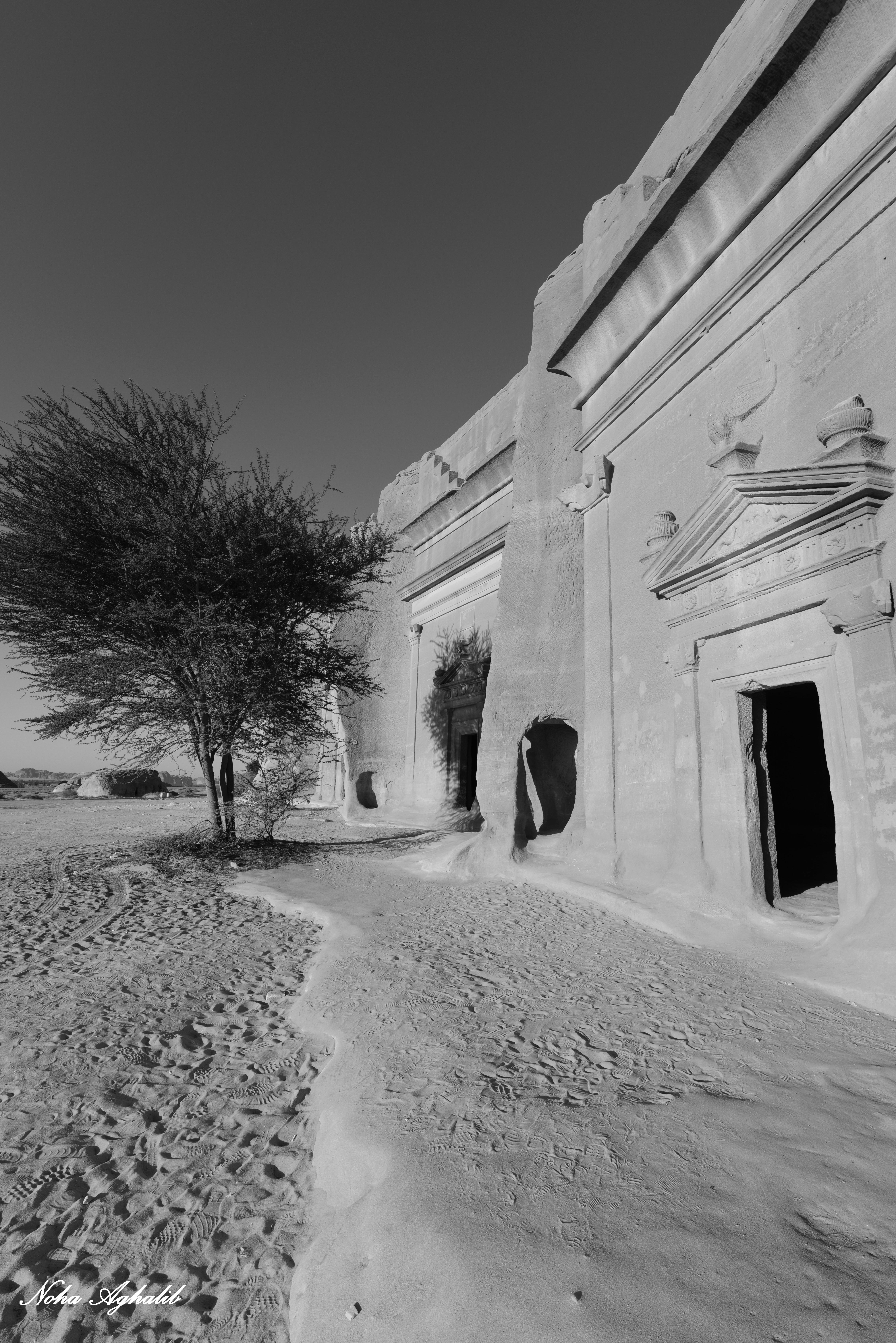 Mada'in Saleh,Saudi Arabia