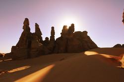 Al-Ula Mountains