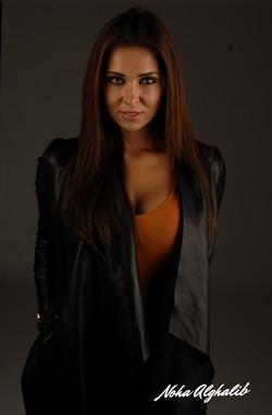 Model from London
