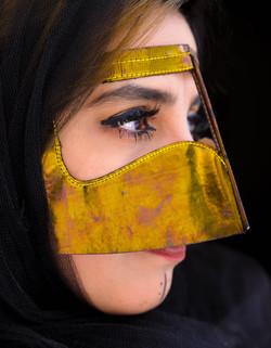 Girl from the desert