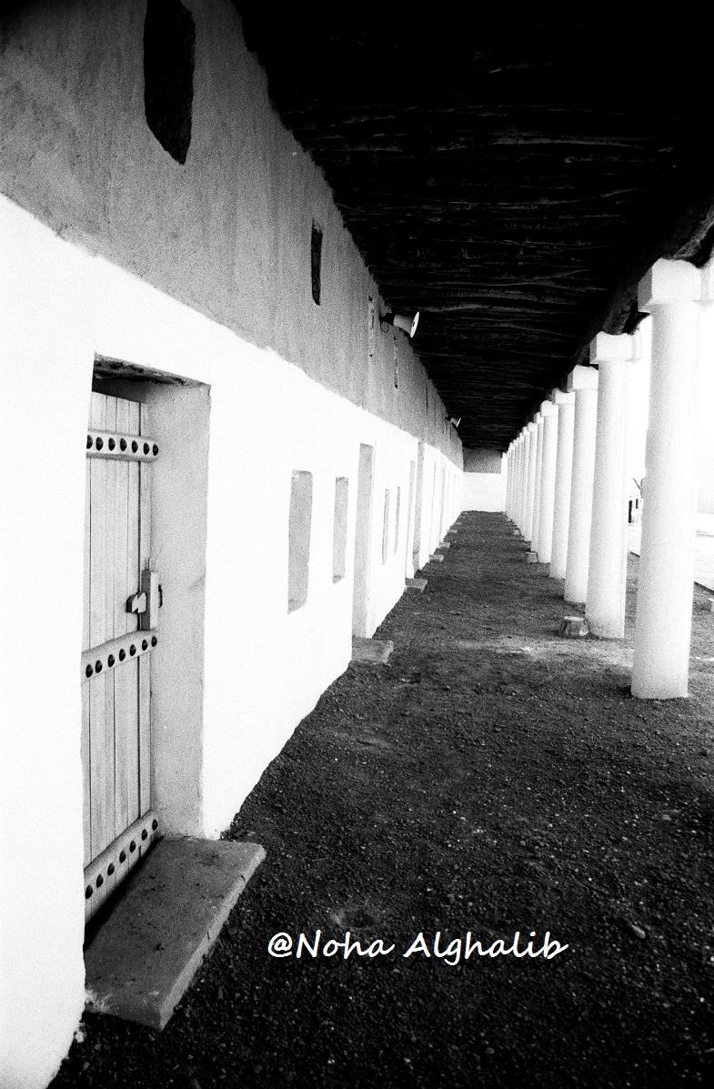Qishlah Palace in Ha'il