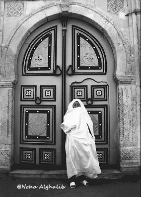 Woman at Tunis