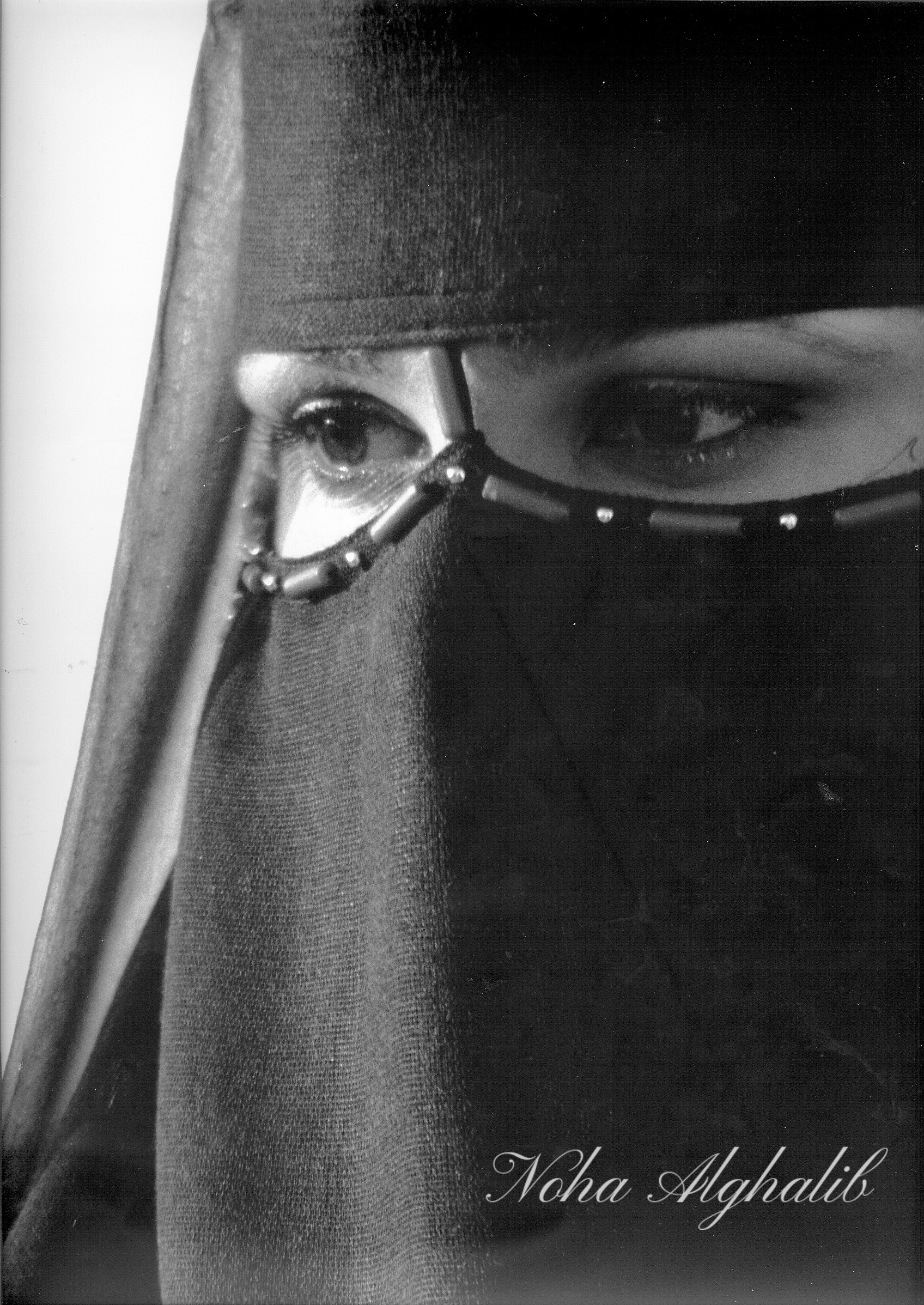 Saudi woman cover