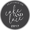 Halcyon featured on Cake and Lace