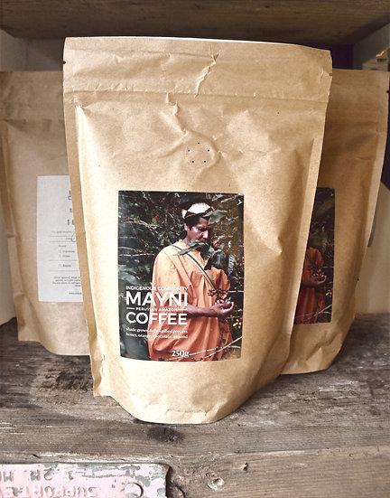 Mayni Single Origin - Beans (250g)