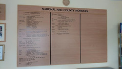our county honours board