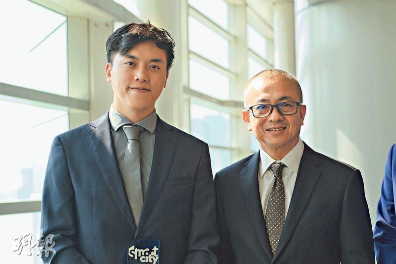 明報專訪【Hong Kong Smart City Summit cum Smart City Awards 2018 香港智慧城市峰會暨智慧城市大獎2018】