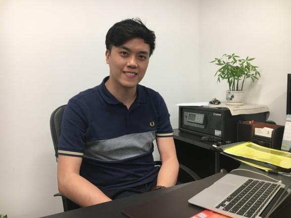 東方日報專訪【Talent is the Secret Sauce for developing FinTech & Blockchain Technology in Hong Kong 科研