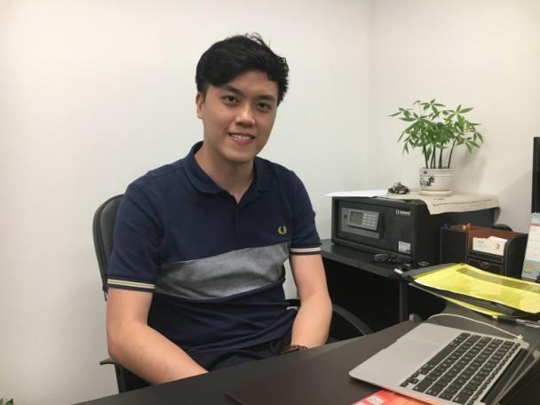 東方日報專訪 Talent is the Secret Sauce for developing FinTech & Blockchain Technology in Hong Kong