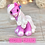 Thumbnail: Noble - (Second Chance) - Handmade polymer clay pony