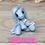 Thumbnail: Trustworthy - (Second Chance) - Handmade polymer clay pony
