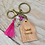 Thumbnail: Lover  * Keychain (pink)