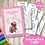 Thumbnail: Love Letters - Coloring Pack (1-2021)