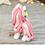 Thumbnail: Pink Opal - (Second Chance) - Handmade polymer clay pony - tiny