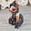 Thumbnail: Jacob - (Second Chance) - Handmade polymer clay pony