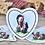 Thumbnail: Jacob (heart) *  Vinyl Sticker (waterproof)