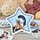 Thumbnail: Anne (star) *  Vinyl Sticker (waterproof)
