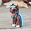 Thumbnail: March - (Second Chance) - Handmade polymer clay pony - tiny size