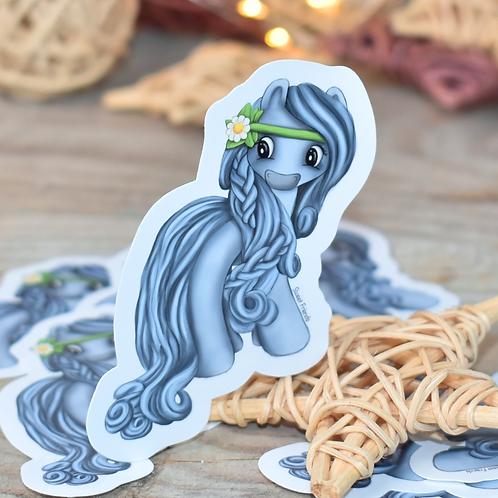 Shaiya *  Vinyl Sticker (waterproof)