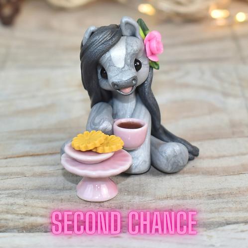 Shade - (Second Chance) - Handmade polymer clay pony