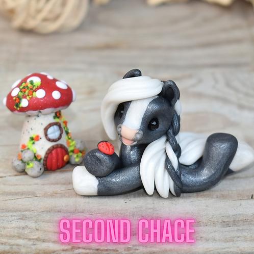 Hercules (Second Chance) - Handmade polymer clay pony