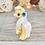 Thumbnail: Enthusiastic - (Second Chance) - Handmade polymer clay pony
