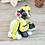 Thumbnail: Avocado - (Second Chance) - Handmade polymer clay pony - tiny size