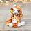 Thumbnail: November - (Second Chance) - Handmade polymer clay pony - tiny